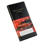 Slimline New Testament and Psalms-NRSV-Anglicized
