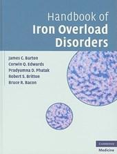 Handbook of Iron Overload Disorders