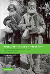 Russia on the Eve of Modernity
