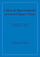 Classical Measurements in Curved Space-Times