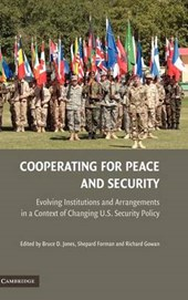Cooperating for Peace and Security