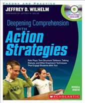 Deepening Comprehension with Action Strategies