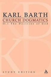 Church Dogmatics Study Edition 8