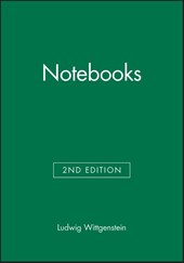 Notebooks, 1914 - 1916