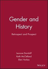 Gender and History
