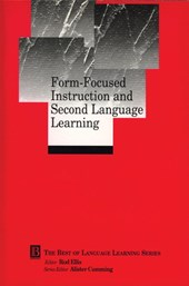 Form-Focused Instruction and Second Language Learning