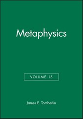 Metaphysics, Volume 15
