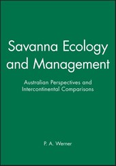 Savanna Ecology and Management