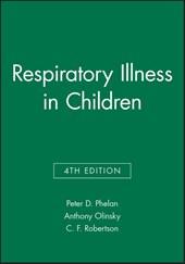 Respiratory Illness in Children