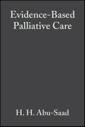 Evidence-Based Palliative Care