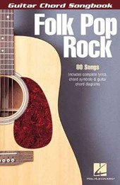 Folk Pop Rock Guitar Chord Songbook