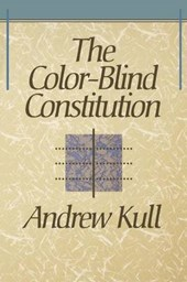 The Color-Blind Constitution