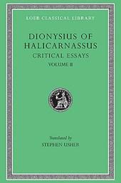 Critical Essays, Volume II