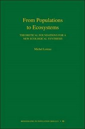 From Populations to Ecosystems