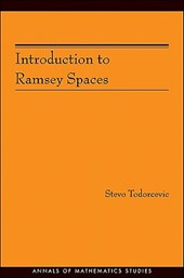 Introduction to Ramsey Spaces (AM-174)