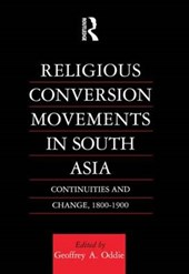 Religious Conversion Movements in South Asia