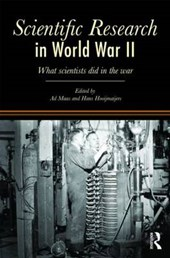 Scientific Research In World War II