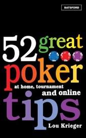 52 Great Poker Tips