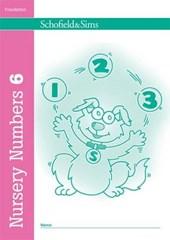 Nursery Numbers Book 6