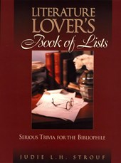 Literature Lovers Book of Lists