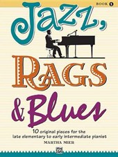 Jazz, Rags & Blues 1