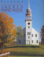 Alfred's Basic Adult Sacred Piano Book