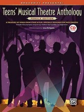 TEENS MUSICAL THEATRE ANTHOLOGY FEMALE