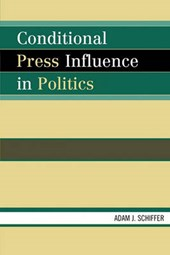 Conditional Press Influence in Politics