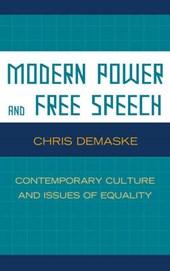 Modern Power and Free Speech