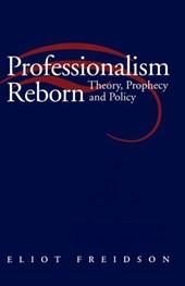 Professionalism Reborn