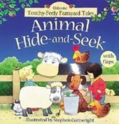 Touchy-Feely Farmyard Tales Animal Hide-and-Seek
