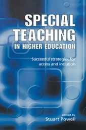 Special Teaching in Higher Education