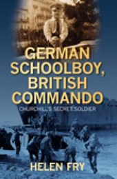 German Schoolboy, British Commando