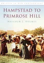 Hampstead to Primrose Hill