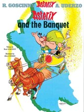 Asterix (05) asterix and the banquet (english)