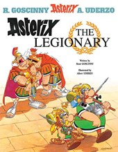 Asterix (10) asterix the legionary (english)