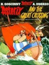 Asterix (22) asterix and the great crossing (english)