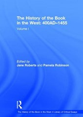 The History of the Book in the West: 400AD-1455