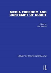 Media Freedom and Contempt of Court