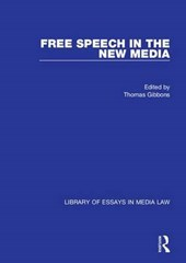 Free Speech in the New Media