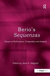 Berio's Sequenzas