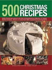 500 Christmas Recipes