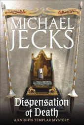 Dispensation of Death (Last Templar Mysteries 23)