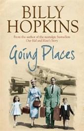 Going Places (The Hopkins Family Saga, Book 5)