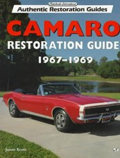 Camaro Restoration Guide