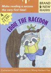 Eddie the Raccoon