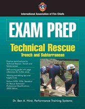 Exam Prep: Technical Rescue-Trench And Structural Collapse