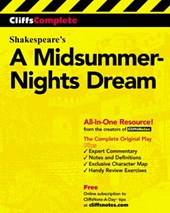 Cliffscomplete Shakespeare's a Midsummer Nights Dream