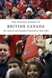 The Strange Demise of British Canada