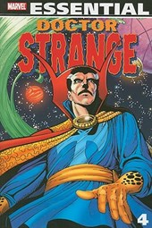 Essential Doctor Strange Vol.4